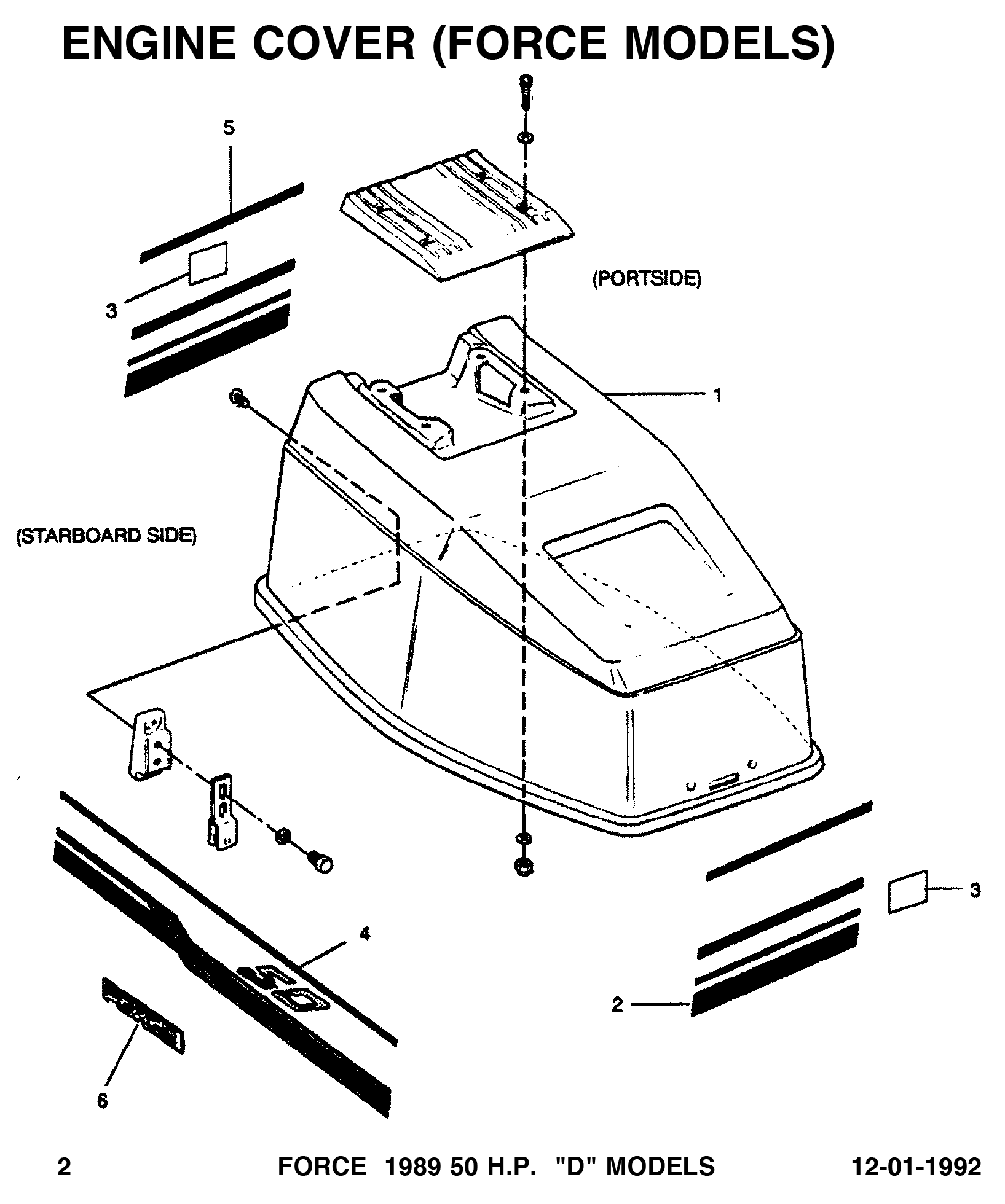 1989 mercury outboard wiring schematic